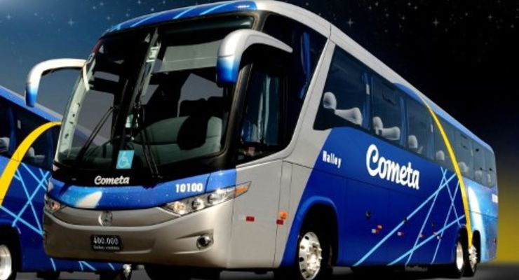 Mercedes do Brasil: 400.000 verkaufte Busse