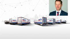 Michael Grund ist neuer Vorstand bei Schmitz Cargobull.