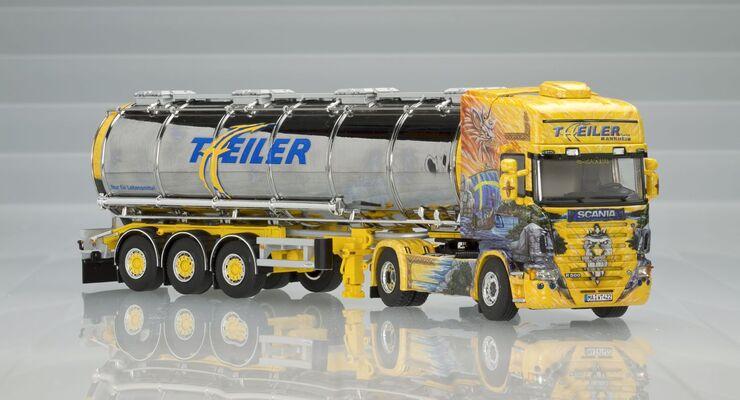 Modell-Truck von WSI