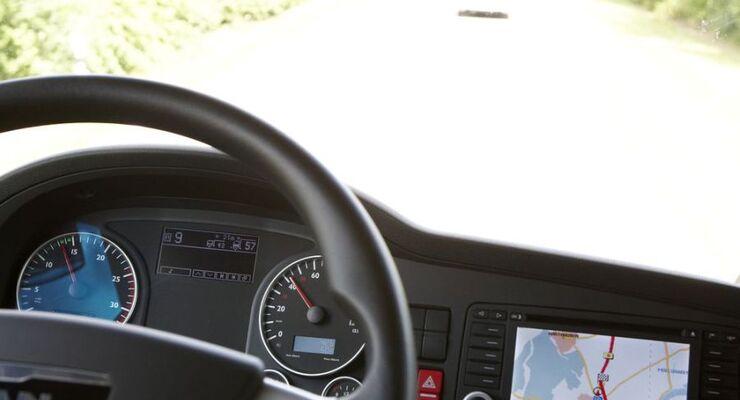 Navigationsgerät, Blitzerwarner