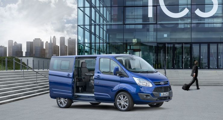 "Neue Ford Tourneo Custom ""Business Edition"""