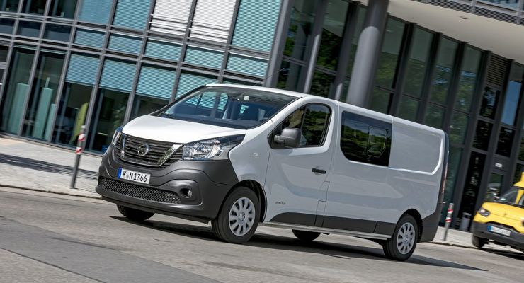 Nissan NV 300 dCi 145
