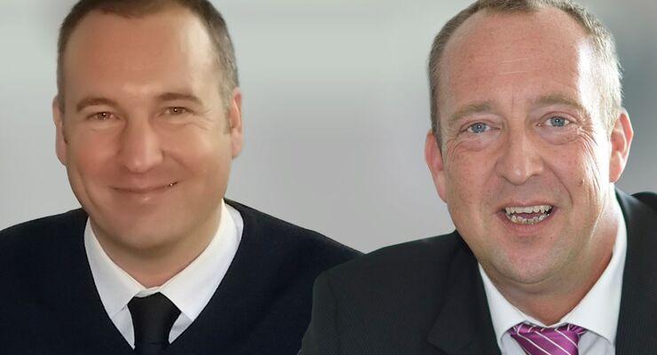 Noerpel, Niederlassungsleiter, Carsten Löhmann, Thorsten Drees