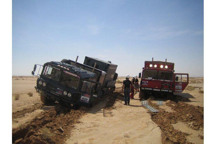 Off Road Truck Challenge