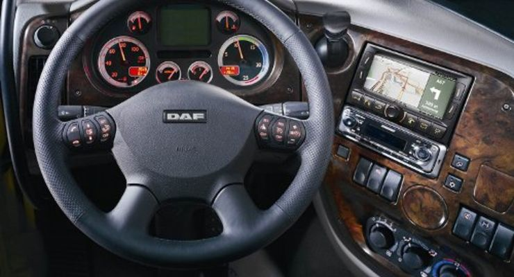 Pac Lease bietet DAF-Lkw mit Telematik