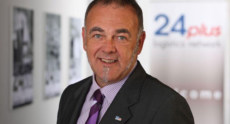 Peter Baumann, Geschäftsführer 24plus
