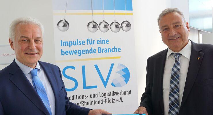 Peter Plank, Hans-Georg Maas, SLV
