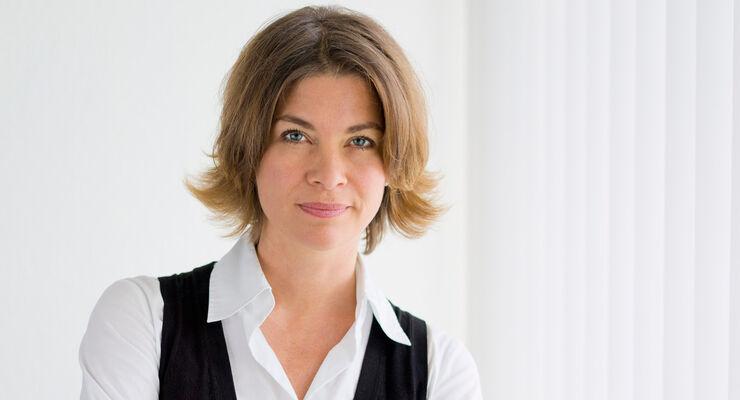 Porträt: Frauke Heistermann, Mitbegründerin des IT-Dienstleisters Axit