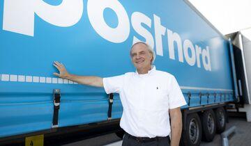 PostNord Logistics GmbH Geschaeftsfuehrer Charles Prussky, 22.08.19