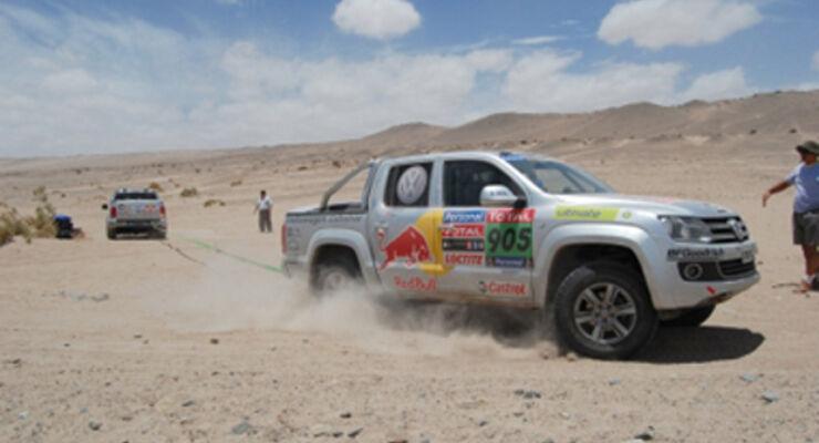 Rallye Dakar, 4. Etappe