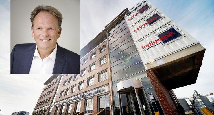 Reiner Heiken, Hellmann Worldwide Logistics, CEO