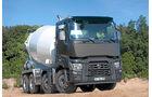 Renault Trucks K, Mischer-Fahrgestell