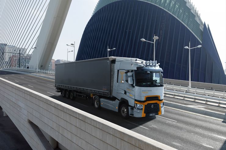 Renault Trucks T und T High 2019