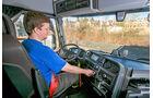 Renault Trucks T520 Maxispace, Cockpit, Bedienung