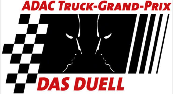 Renntruck gegen DTM-Audi – das Duell beim Truck-Grand-Prix 2010