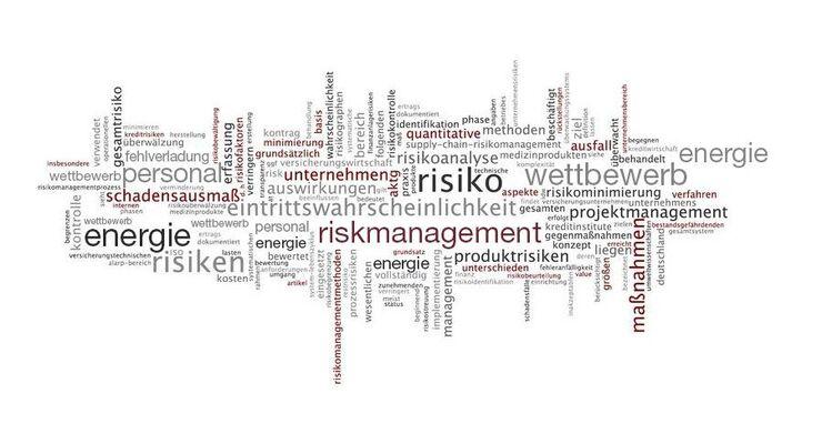 Riskmanagement, Wettbewerb, Risiko