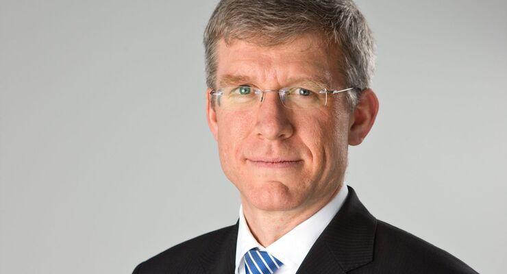 Roland Bosch leitet DB Cargo.