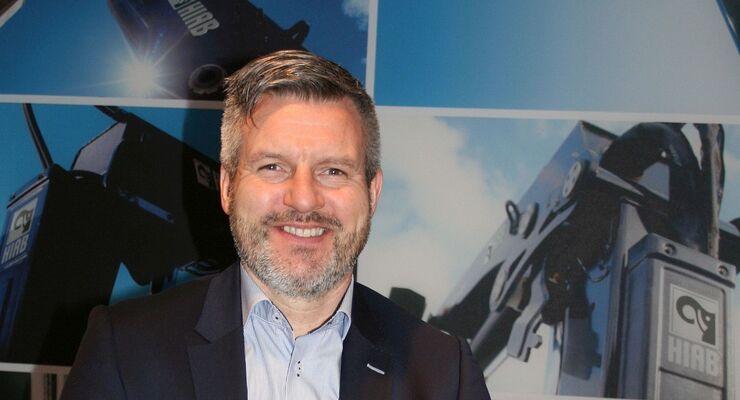 Ron de Vries, Hiab