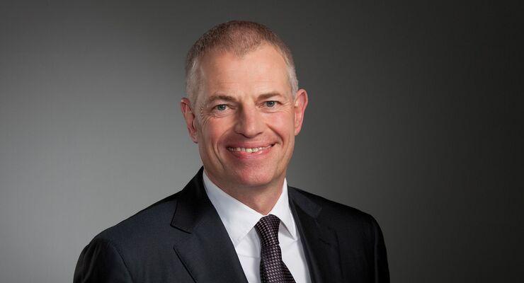 SAF-Holland, Detlef Borghardt, Vorstandsvorsitzender
