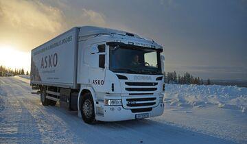 Scania, Brennstoffzelle