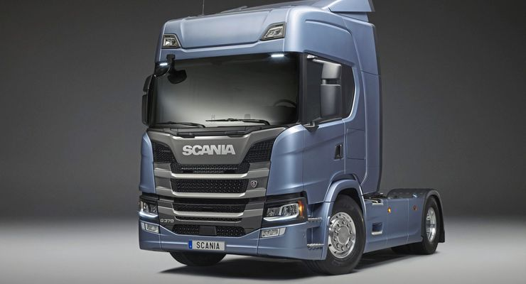 scania neues g fahrerhaus eurotransport. Black Bedroom Furniture Sets. Home Design Ideas