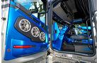 """Scania """"Ghost Rider"""" von Nima Transport, Lautsprecher, Türen"""