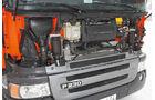 Scania P230, Wartungsklappe