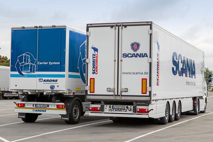 Scania R 440 LA und LB