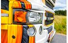 Scania R 620 von Jani Kivi, Chromringe, Zusatzscheinwerfer