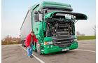 Scania R500 Ecolution, Fahrerhaus