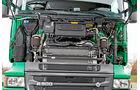 Scania R500 Ecolution, Vierpunkt, Luftfederung