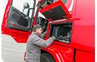 Scania R730 Topline, Fahrzeuge, Test, Strimline, Außenstaufach