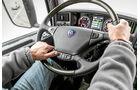 Scania R730 Topline, Fahrzeuge, Test, Strimline, Tempomat