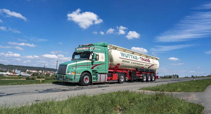 Scania Wuttke Trans
