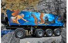 Scania, gefallene Engel, Martin Transporte, Totenfluss