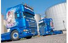 Scania von Max Steffen, Supertruck