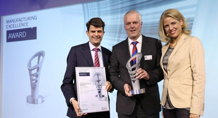 Schmitz Cargobull AG gewinnt MX-Award 2013