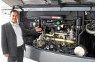 Setra Multiclass S 415 UL Euro 60, Sechszylinder