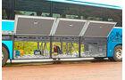 Setra S 416 GT-HD/2, Gepäckraum