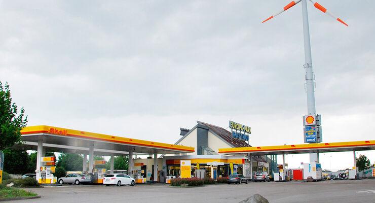 Shell Rasthof Europapark