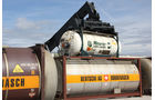 Slowenien, Tankcontainer, Ljubljana, Chemie-Logistikdienstleister