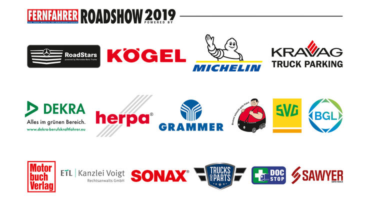 Sponsorenleiste FF Roadshow 19