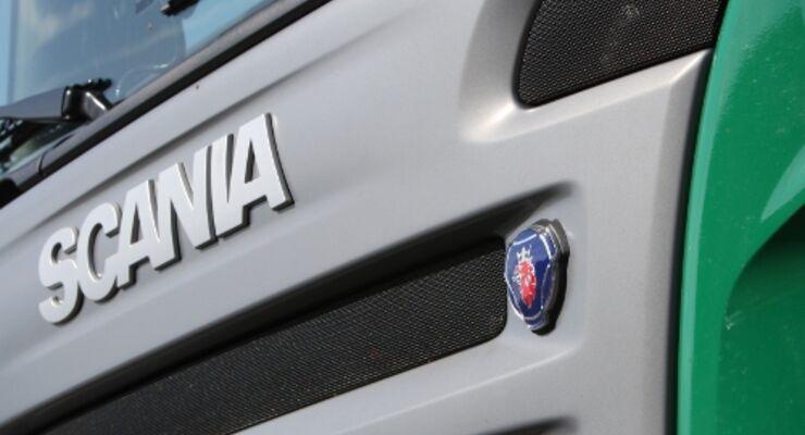 Starkes Ergebnis für Scania