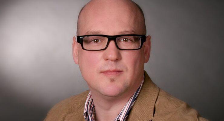 Stephan Hurnik, Verlagsrepräsentant ETM Verlag