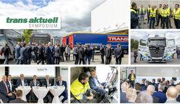 Streck Transportgesellschaft mbH /// Luftaufnahme /// Freiburg