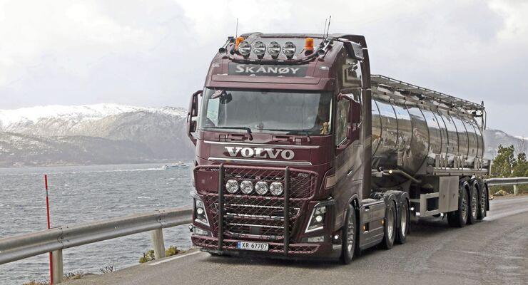 Supertruck Skänoy, FF 6/2020, Volvo FH