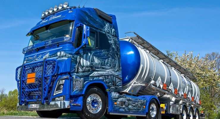 Supertruck-Volvo FH 16 751