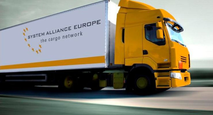 System Alliance, Zukunftsreport, Transport Logistic, Lkw