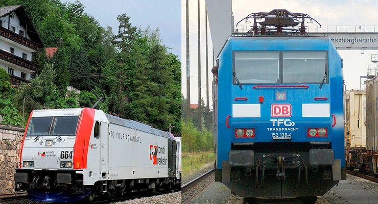 TFG Transfracht, Kombiverkehr