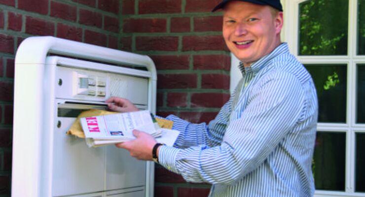 TNT nimmt Briefmarkt ins Visier